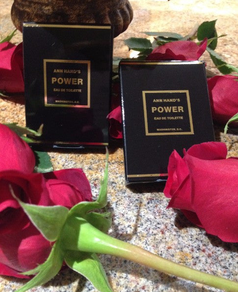 Sample of Romantic Scent of Power