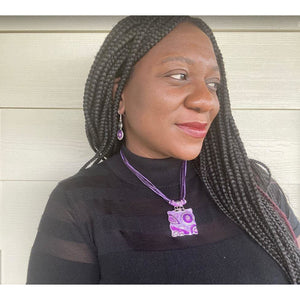 Necklace Set: Ayomi - Abike Oyedele