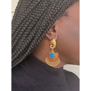 Elephant Earrings - Abike Oyedele