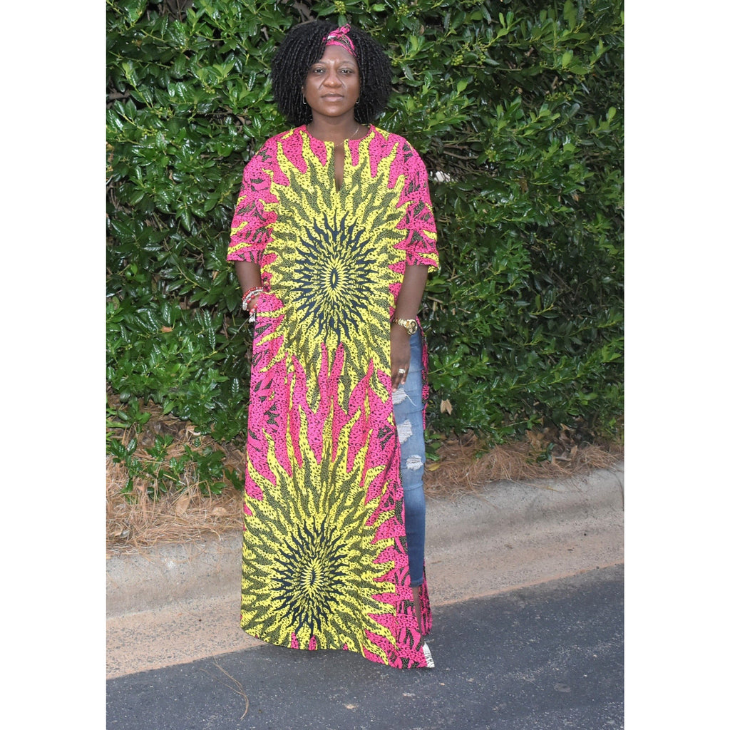 African Print Dress: Dupeayo (Made to Order) - Abike Oyedele