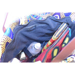Load image into Gallery viewer, African Print Lola Neoprene Bag - Abike Oyedele