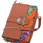 Load image into Gallery viewer, African Print Clutch Bag: Gabrielle - Abike Oyedele