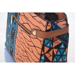 Load image into Gallery viewer, African Print Handbag: Fajah - Abike Oyedele