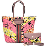 Load image into Gallery viewer, African Print Handbag: Nina - Abike Oyedele