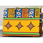 Load image into Gallery viewer, African Print Bag: Kike - Abike Oyedele
