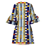 Load image into Gallery viewer, African Print Jacket: Lola 2 | Made to Order-Pick your fabric. - Abike Oyedele