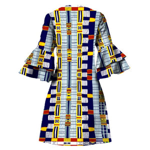 African Print Jacket: Lola 2 | Made to Order-Pick your fabric. - Abike Oyedele