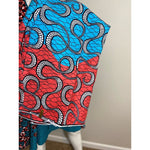 Load image into Gallery viewer, African Print Top: Abigail (Made to Order)