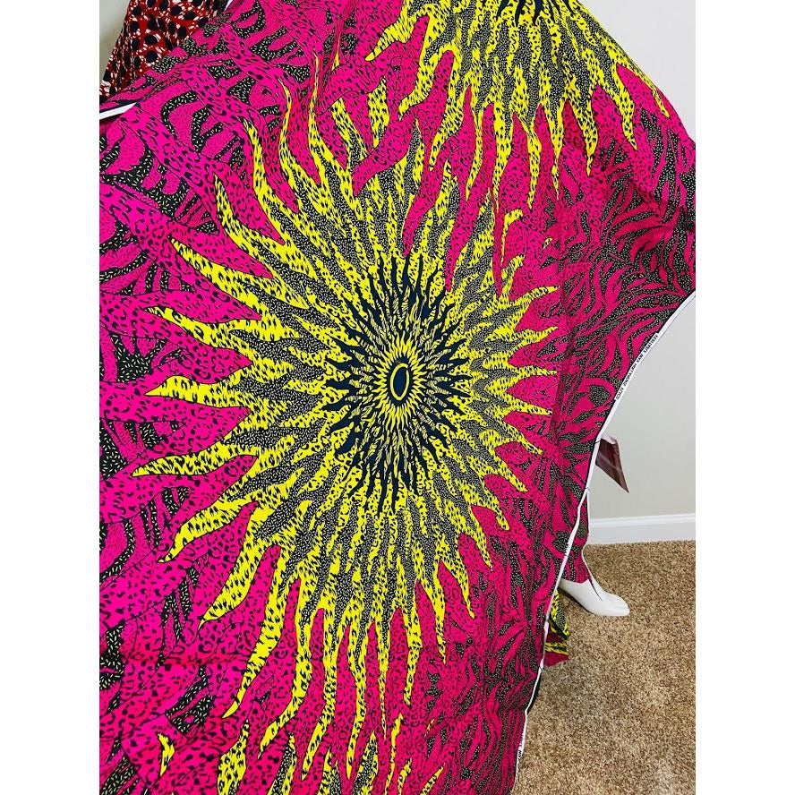 African Print Skirt: Debisi (Made to Order) - Abike Oyedele