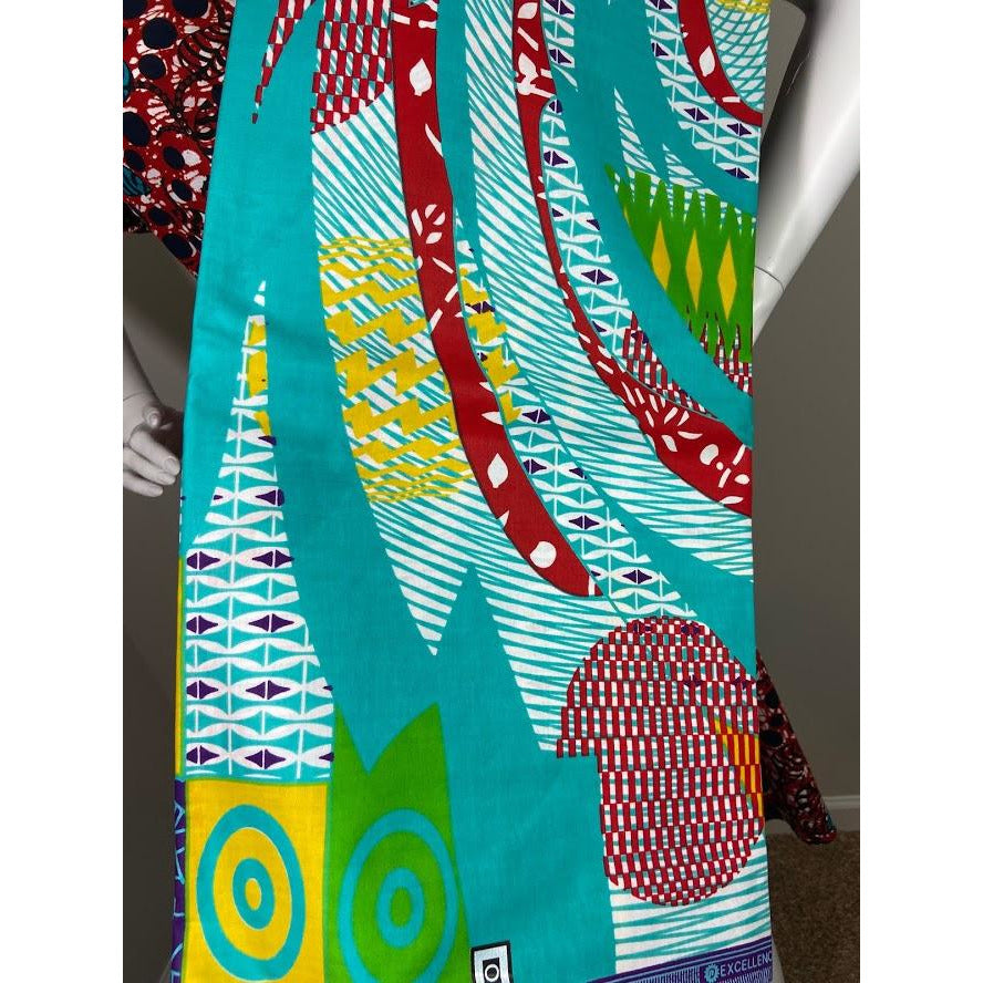 African Fabric by the Yard - Abike Oyedele
