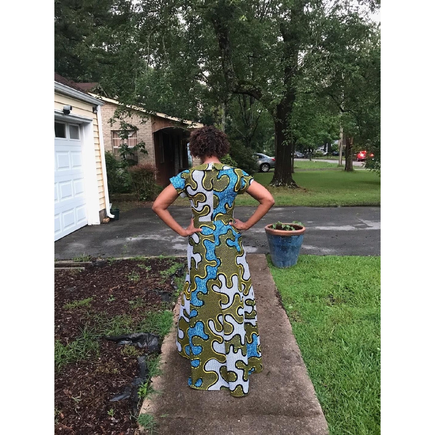 African Print Dress: Yulvoncia | Made to Order - Abike Oyedele