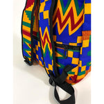 Load image into Gallery viewer, African Print Modupe Backpack - Abike Oyedele