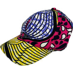 Load image into Gallery viewer, Feranmi African Print Hat - Abike Oyedele