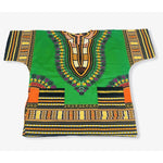 Load image into Gallery viewer, African Print Dashiki Top: Folake - Abike Oyedele