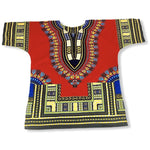 Load image into Gallery viewer, African Print Dashiki Top: Fifehan - Abike Oyedele