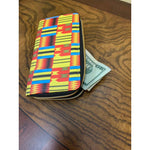 Load image into Gallery viewer, African Print Wallet: Abeni - Abike Oyedele