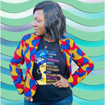 Load image into Gallery viewer, Black Woman Tee - Abike Oyedele