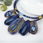 Load image into Gallery viewer, Opeola Necklace - Abike Oyedele
