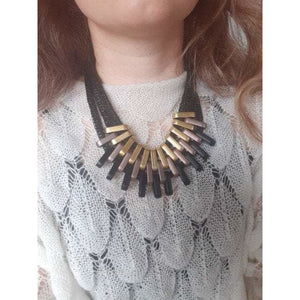 Marie Fashion Necklace - Abike Oyedele