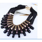 Load image into Gallery viewer, Marie Fashion Necklace - Abike Oyedele