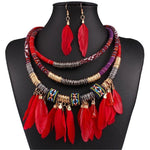 Load image into Gallery viewer, Kikelomo Necklace Set - Abike Oyedele