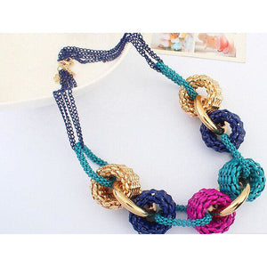 Tori Necklace - Abike Oyedele