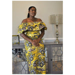 Load image into Gallery viewer, African Print Dress: Oyin - Abike Oyedele