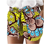 Load image into Gallery viewer, African Print Tiwa Shorts - Abike Oyedele