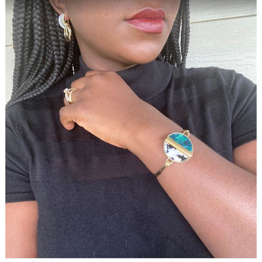 Bangle Bracelet - Abike Oyedele