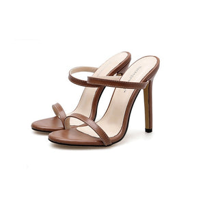 Fashion Concise Sexy Women's Shoes