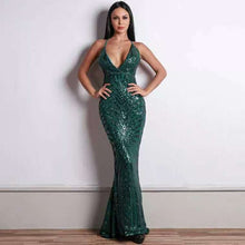 Load image into Gallery viewer, Hot Selling Long  Evening Dresses & Party Gowns