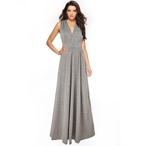 Temperament Bridesmaid Group Dress