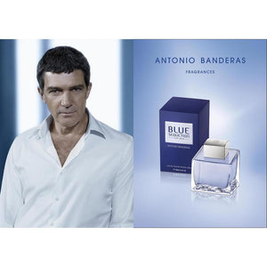 Perfume Antonio Banderas Blue Seduction man eau de toilette 100 ml