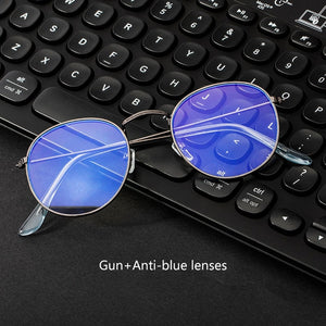 Optical Eye Spectacle UV Blocking Anti Blue Ray Computer Glasses
