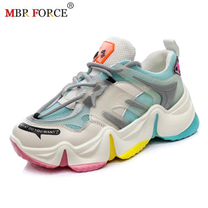 Fashion Casuals Summer Women Breathable Sneakers