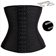 Load image into Gallery viewer, Ladies Corset Shaper Band Body Waist Cinchers