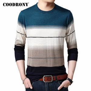 COODRONY Spring/Autumn Men Sweater