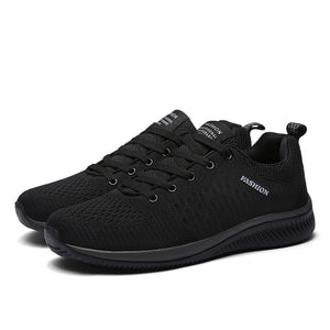 Mesh Men Summer Breathable Walking Footwear Sneakers