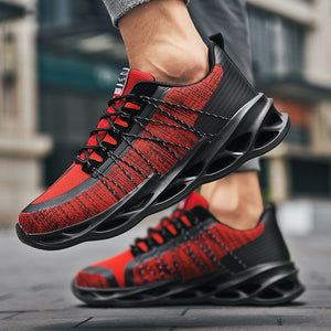 Comfortable Fashion Sneakers for Men (Outdoor Leisure Footwear)