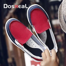 Load image into Gallery viewer, Dosreal Spring Women Flats Canvas Sneakers
