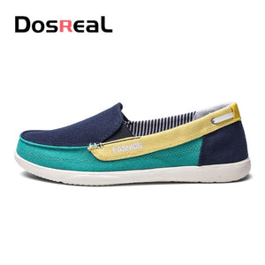 Dosreal Spring Women Flats Canvas Sneakers