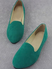 Load image into Gallery viewer, YEELOCA Women Flats Candy Color Shoes