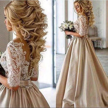 Load image into Gallery viewer, New Arrival Luxury Wedding Party Lace Dress
