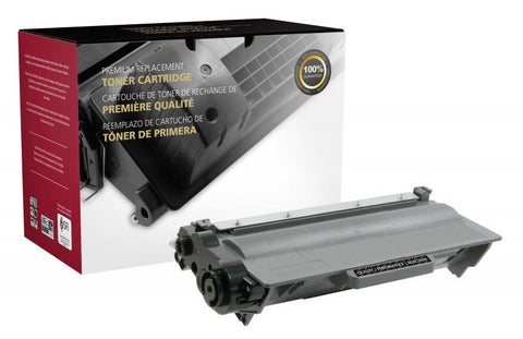 Clover Technologies Group, LLC Remanufactured Toner Cartridge for Brother TN720