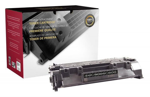 Clover Technologies Group, LLC Compatible Toner Cartridge for HP CF280A (HP 80A)
