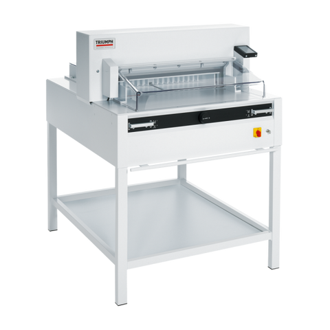 "Ideal-MBM Triumph 6655 Automatic, Programmable 25 1/2"" Cutter with side tables package"