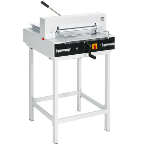 Ideal-MBM Triumph 4315 Semi-Automatic Tabletop Cutter