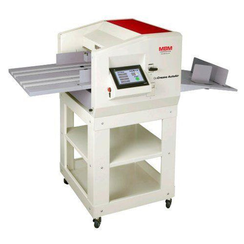 Ideal-MBM MBM GoCrease AutoAir Creaser, Perfer, Puncher