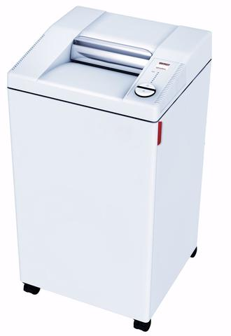 Ideal-MBM Destroyit 2604 centralized office strip-cut shredder