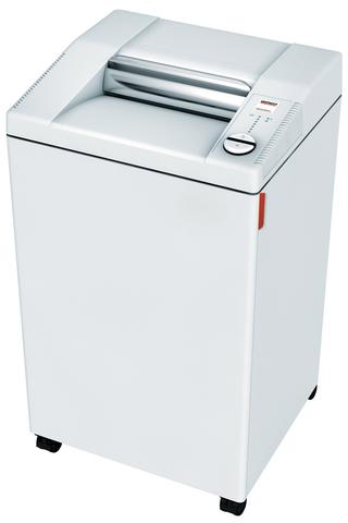 Ideal-MBM Destroyit 3104 centralized office strip-cut shredder
